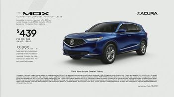 2022 Acura MDX TV Spot, 'Performance Car' [T2] - Thumbnail 8
