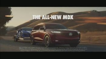 2022 Acura MDX TV Spot, 'Performance Car' [T2]