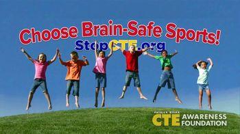 The Patrick Risha CTE Awareness Foundation TV Spot, 'Brain Safe Sports' - Thumbnail 9