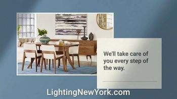 Lighting New York TV Spot, 'Every Step of the Way' - Thumbnail 5