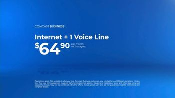 Comcast Business TV Spot, 'How You Work Today: $64.90' - Thumbnail 7