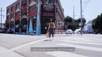 DoorDash TV Spot, 'Just Started Dashing' - Thumbnail 1