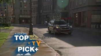 Subaru Love Spring Event TV Spot, 'Camping: Outback' [T2]