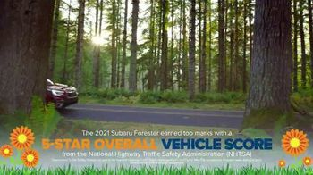 Subaru Love Spring Event TV Spot, 'Viewpoint: Forester' [T2] - Thumbnail 4