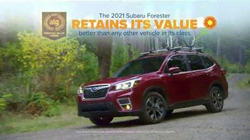 Subaru Love Spring Event TV Spot, 'Viewpoint: Forester' [T2] - Thumbnail 6