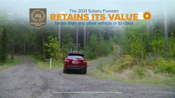 Subaru Love Spring Event TV Spot, 'Viewpoint: Forester' [T2] - Thumbnail 7