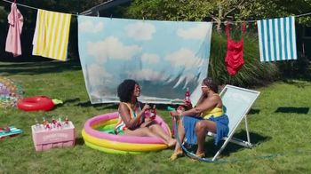 Seagram's Escapes TV Spot, 'Sip Happiness At The Pool' Song by Tiffany Houghton - Thumbnail 3