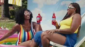 Seagram's Escapes TV Spot, 'Sip Happiness At The Pool' Song by Tiffany Houghton - Thumbnail 6