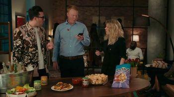 Tostitos TV Spot, 'Not a Word' Featuring Dan Levy, Kate McKinnon - Thumbnail 3