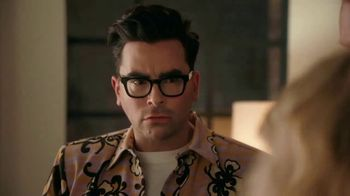 Tostitos TV Spot, 'Not a Word' Featuring Dan Levy, Kate McKinnon - Thumbnail 7
