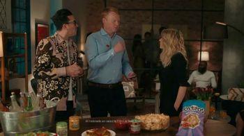 Tostitos TV Spot, 'Not a Word' Featuring Dan Levy, Kate McKinnon - Thumbnail 8