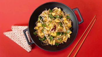 JUST Egg TV Spot, 'Plant-Based Hits Pad Thai' Song by City & Vine - Thumbnail 3