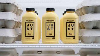 JUST Egg TV Spot, 'Plant-Based Hits Breakfast' Song by City & Vine - Thumbnail 1