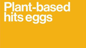 JUST Egg TV Spot, 'Plant-Based Hits Breakfast' Song by City & Vine - Thumbnail 9