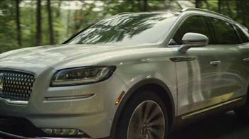 Lincoln Motor Company Spring Sales Event TV Spot, 'Desire to Be Outside' [T2] - Thumbnail 1