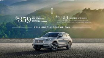Lincoln Motor Company Spring Sales Event TV Spot, 'Desire to Be Outside' [T2]