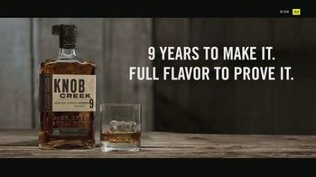 Knob Creek TV Spot, 'Easy Doesn't Do It' - Thumbnail 9