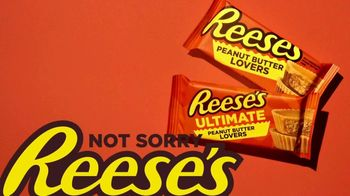 Reese\'s Peanut Butter Lovers TV Spot, \'Weird\'