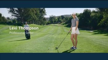 IBM Cloud TV Spot, 'Your Shot' Featuring Lexi Thompson - Thumbnail 1