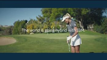 IBM Cloud TV Spot, 'Your Shot' Featuring Lexi Thompson - Thumbnail 10