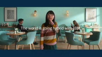 IBM Cloud TV Spot, 'The World Is Going Hybrid: All Your Clouds Together' - Thumbnail 10