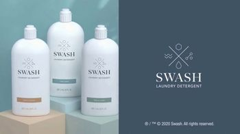 Swash Laundry Detergent TV Spot, 'Do More With Less' - Thumbnail 10