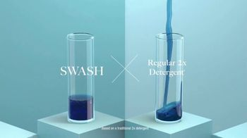 Swash Laundry Detergent TV Spot, 'Do More With Less' - Thumbnail 7