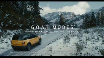 2021 Ford Bronco Sport TV Spot, 'Raised by Goats' [T1] - Thumbnail 10