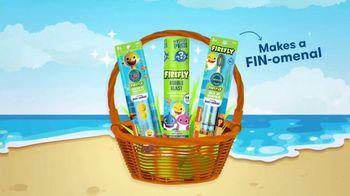 Firefly Toothbrush TV Spot, 'Easter: Baby Shark' - Thumbnail 8