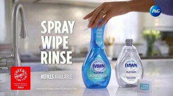 Dawn Platinum Powerwash TV Spot, 'Spray, Wipe and Rinse: Free & Clear' - Thumbnail 10