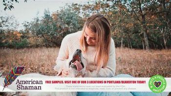 CBD American Shaman Soft CBD Dog Treats TV Spot, 'April: Celebrating Pets'