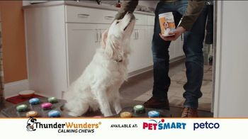 ThunderWunders Calming Chews TV Spot, 'Huckleberry's Buttons' - Thumbnail 7