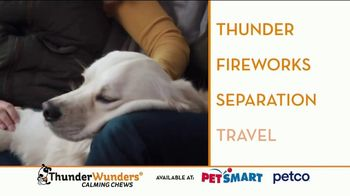 ThunderWunders Calming Chews TV Spot, 'Huckleberry's Buttons' - Thumbnail 8