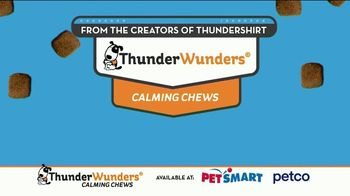 ThunderWunders Calming Chews TV Spot, 'Huckleberry's Buttons' - Thumbnail 9