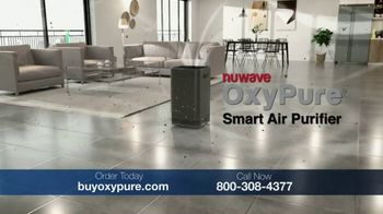NuWave OxyPure Smart Air Purifier TV Spot, 'Air Quality in Your Home' - Thumbnail 8