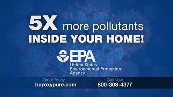 NuWave OxyPure Smart Air Purifier TV Spot, 'Air Quality in Your Home' - Thumbnail 4