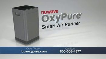 NuWave OxyPure Smart Air Purifier TV Spot, 'Air Quality in Your Home' - Thumbnail 5