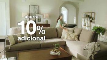 Ashley HomeStore The Big Deal Event TV Spot, '10% adicional y interés especial' [Spanish] - Thumbnail 4