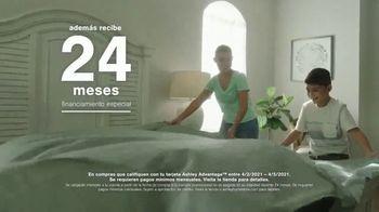 Ashley HomeStore The Big Deal Event TV Spot, '10% adicional y interés especial' [Spanish] - Thumbnail 7
