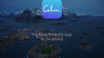 Calm TV Spot, 'Sleep Story: Snowy Mountain' - Thumbnail 8