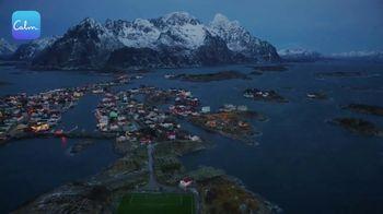 Calm TV Spot, 'Sleep Story: Snowy Mountain' - Thumbnail 4