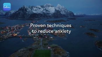Calm TV Spot, 'Sleep Story: Snowy Mountain' - Thumbnail 5