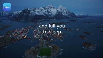 Calm TV Spot, 'Sleep Story: Snowy Mountain' - Thumbnail 7