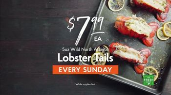The Fresh Market $7.99 Sundays TV Spot, 'Steak and Lobster Tails' - Thumbnail 4