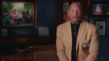 Pro Football Hall of Fame TV Spot, 'Count On Me' Featuring Aeneas Williams - Thumbnail 5