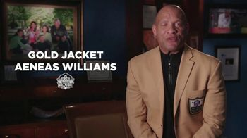 Pro Football Hall of Fame TV Spot, 'Count On Me' Featuring Aeneas Williams