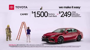 Toyota TV Spot, 'Kitty' [T2] - Thumbnail 1