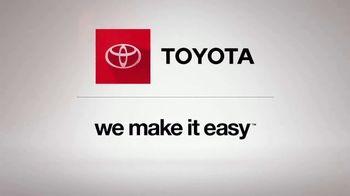 Toyota TV Spot, 'Kitty' [T2] - Thumbnail 10