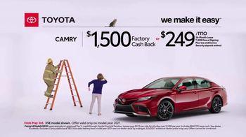 Toyota TV Spot, 'Kitty' [T2] - Thumbnail 2