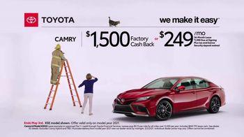 Toyota TV Spot, 'Kitty' [T2] - Thumbnail 3